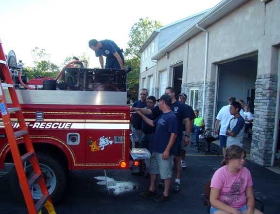 Hepburn Township Vol Fire Co